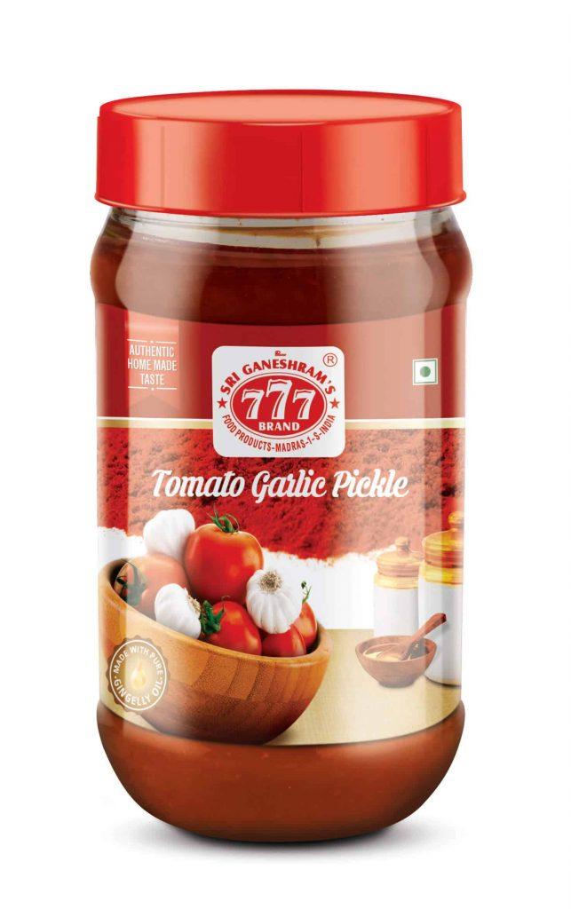 Tomato Garlic