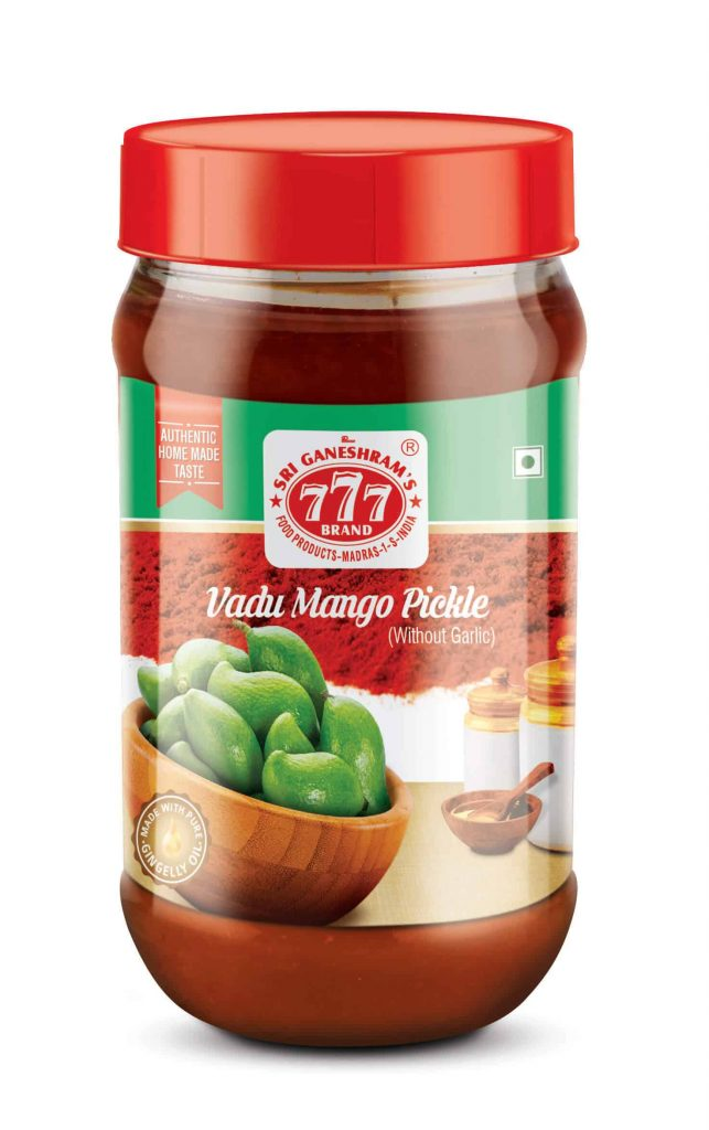 Vadu Mango Pickle