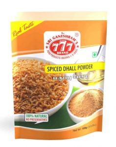 dhall-powder