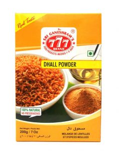 dhall_powder_200g