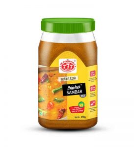 Instant Cook_ Sambar 3D Pack